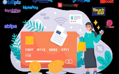 Peniaga Online Kini Boleh Terima Pembayaran Melalui 7 Payment Gateway Berbeza