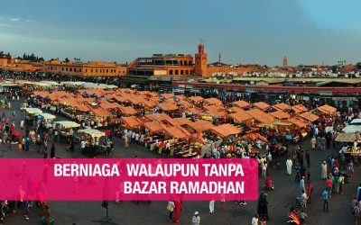 Bazar Ramadhan 2020, Bagaimana Peniaga Makanan Boleh Buat Bazar Dari Rumah?