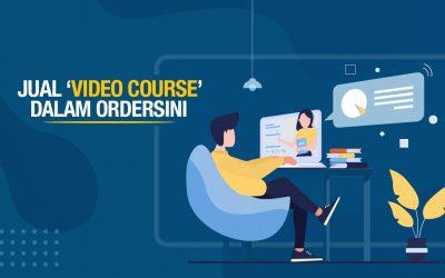 Fungsi 'Udemy' Dalam Ordersini Akan Memudahkan Anda Menjual Video Course